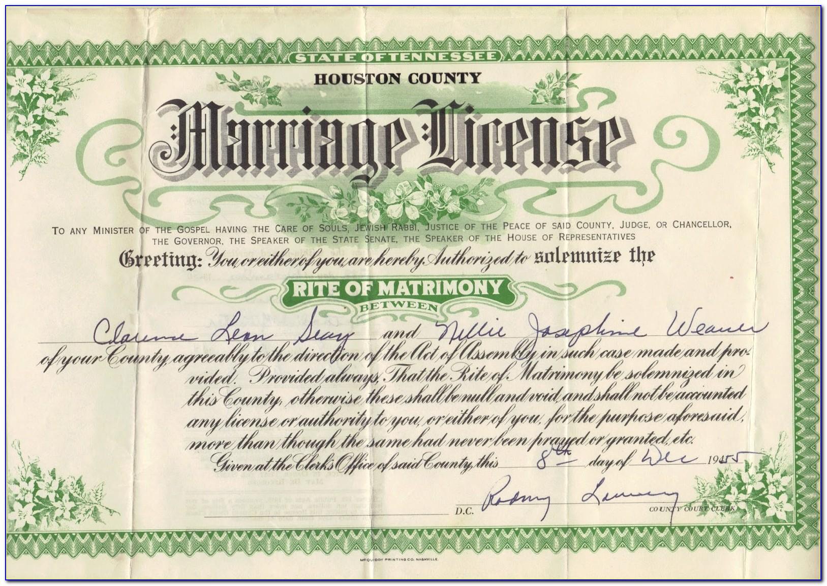 Sonoma County California Birth Certificate