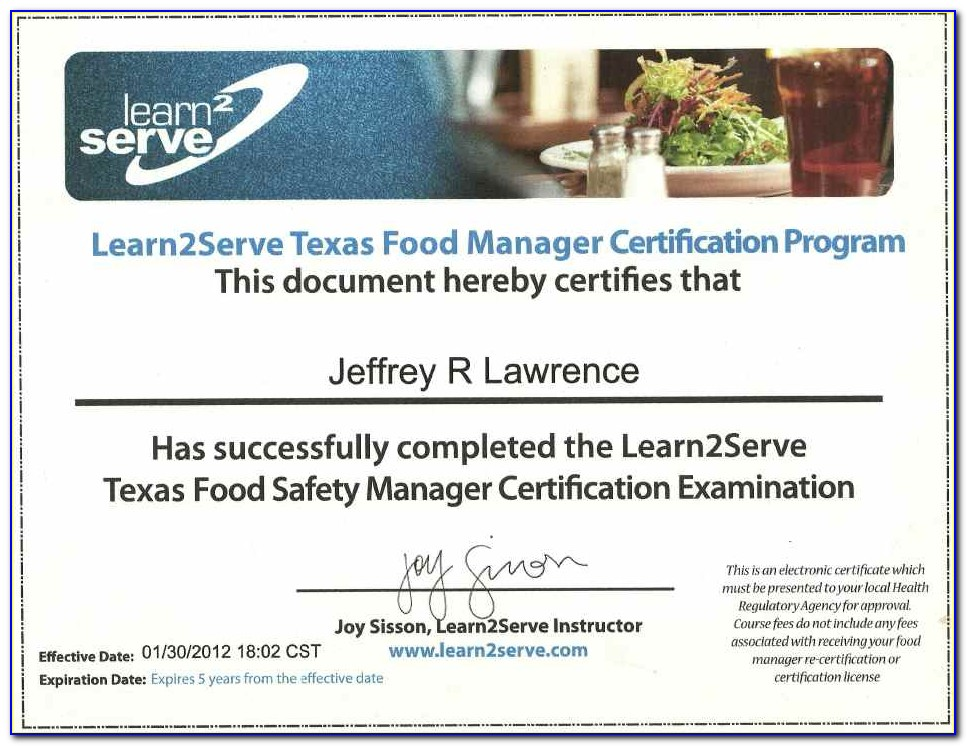 Tabc Certification Online Free