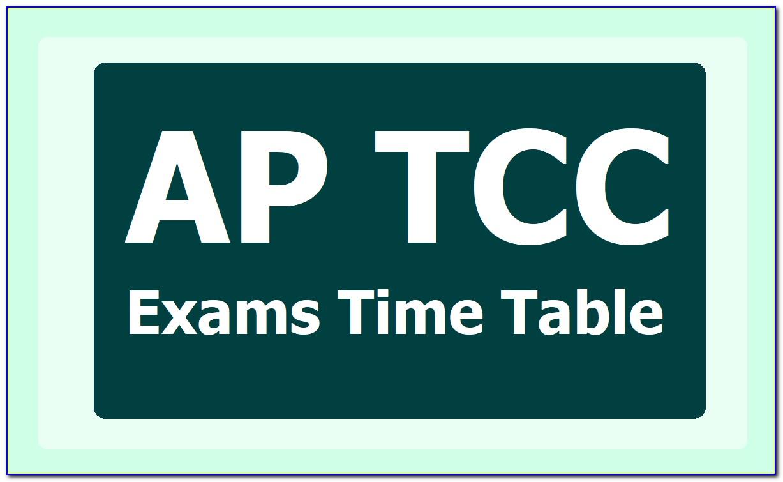 Tcc Certificate Courses