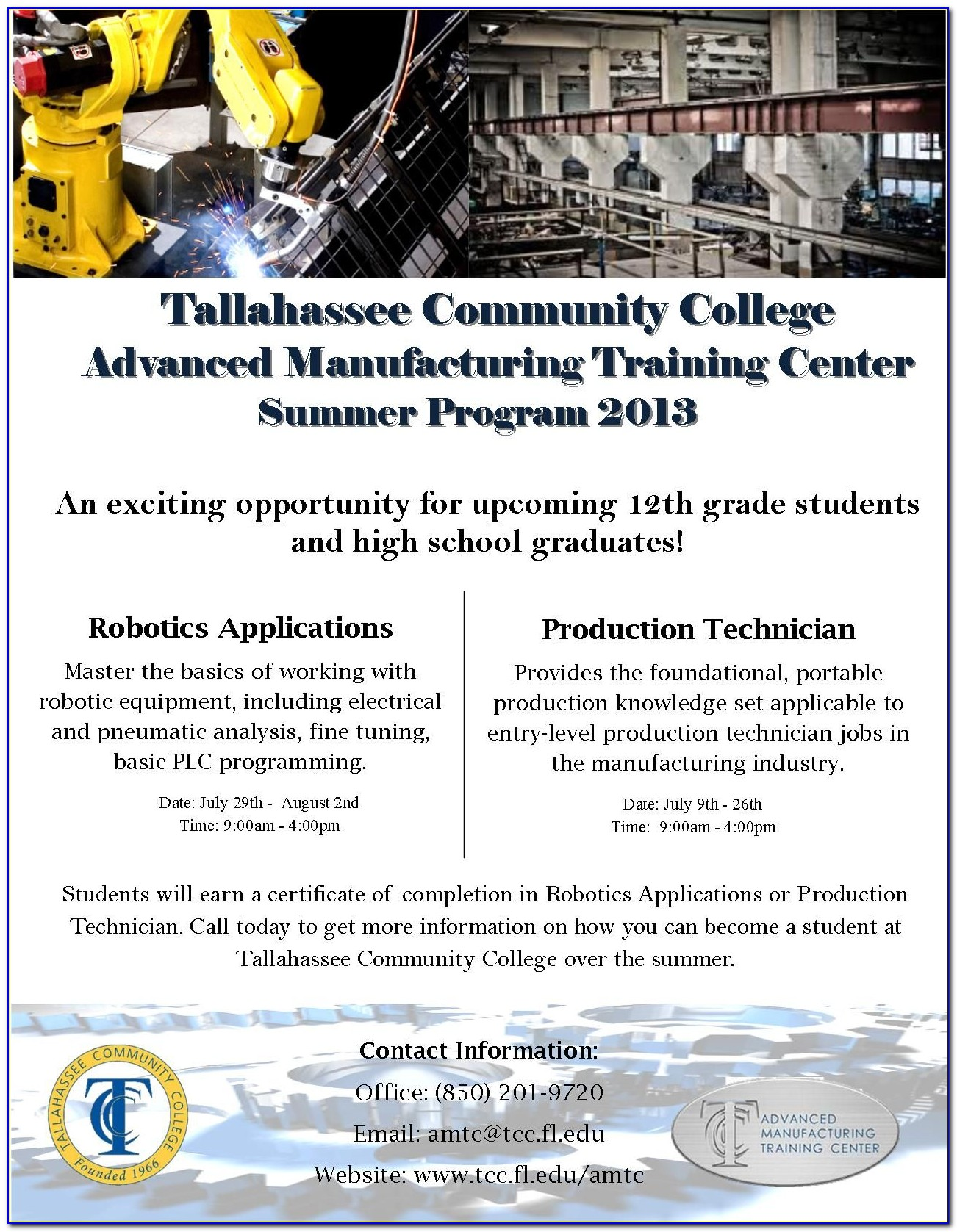 Tcc College Certificate Programs
