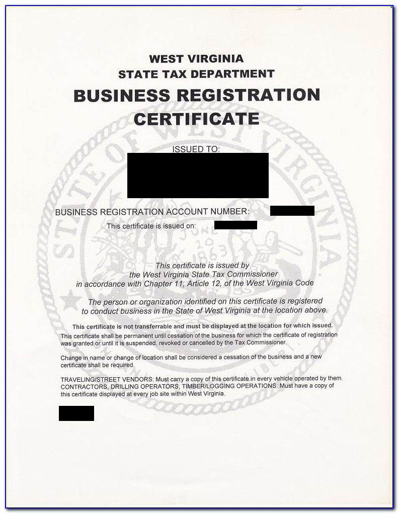 Tennessee Resale License