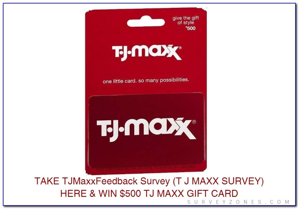 Tj Maxx Reward Certificate Lost