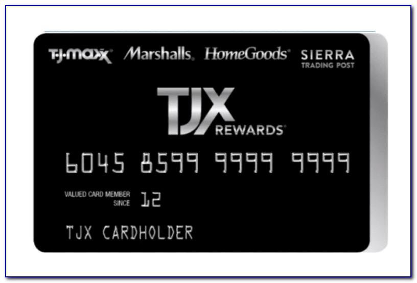 Tj Maxx Reward Certificates Online