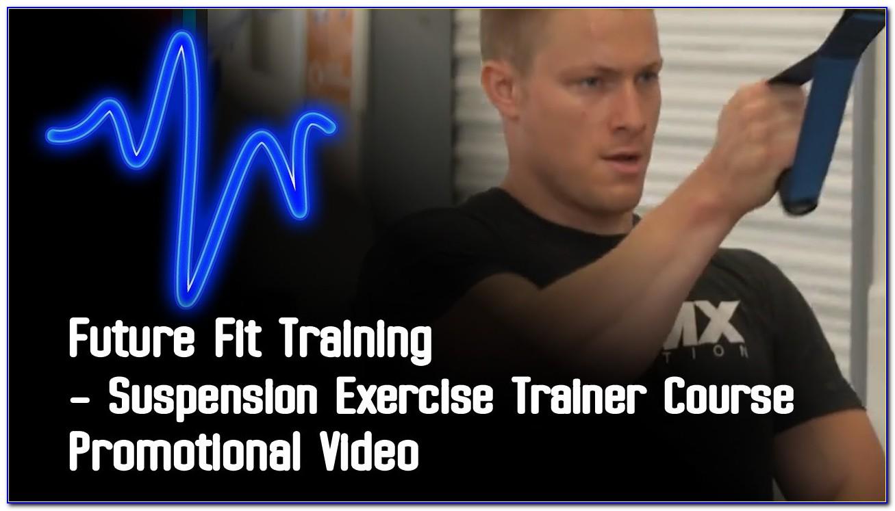 Trx Suspension Training Certification