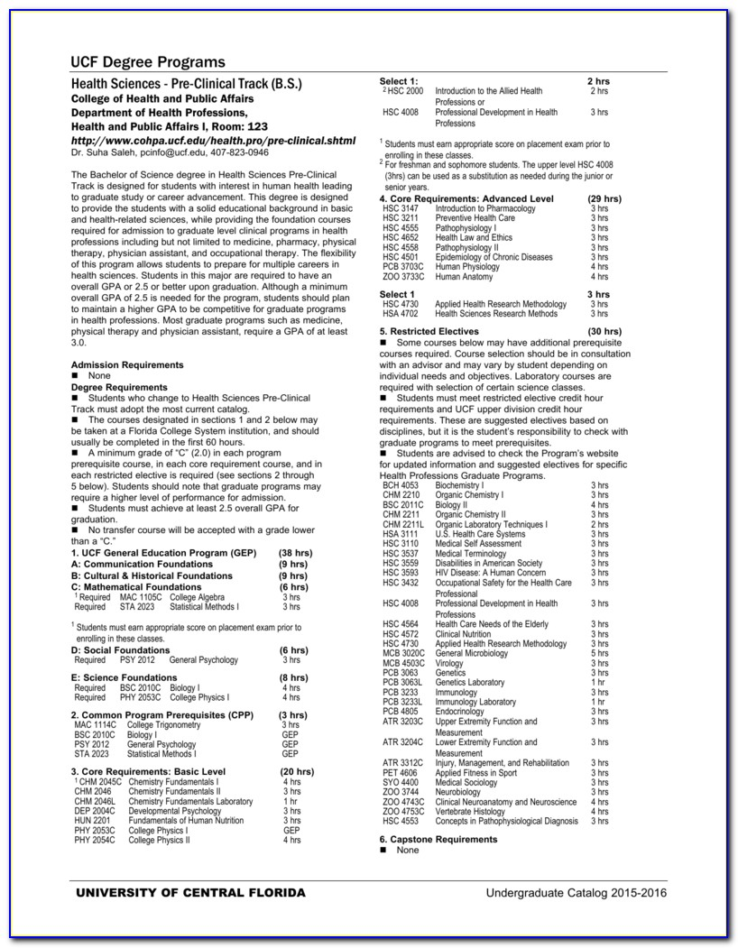 Ucf Professional Certificate Programs