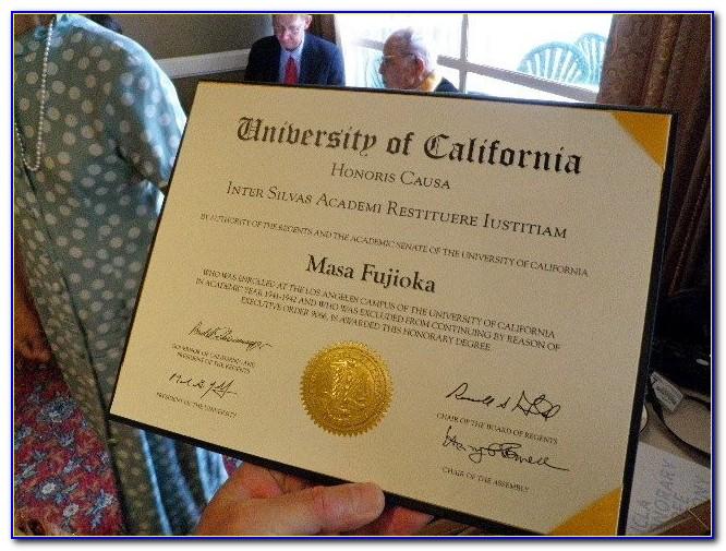 Ucla Certificate Programs International