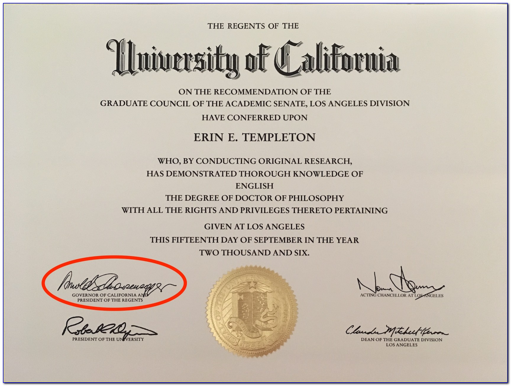 Ucla Certificate Programs Reviews