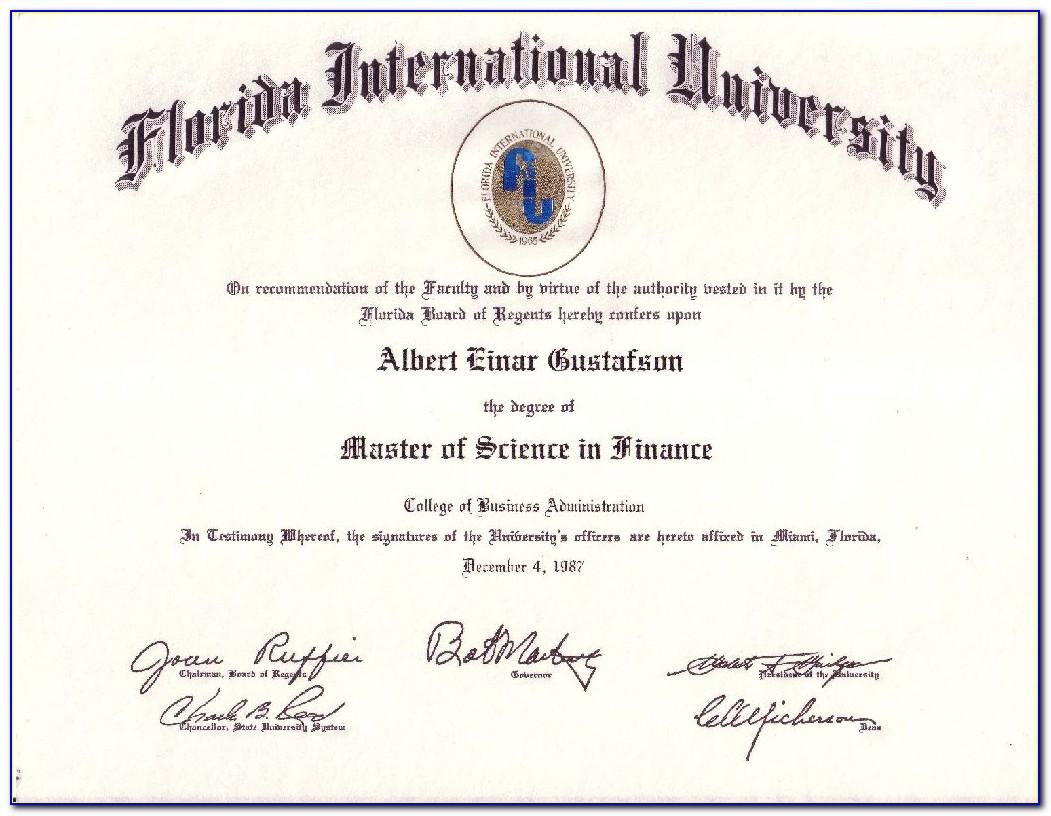 Usf Graduate Certificate Academic Advising