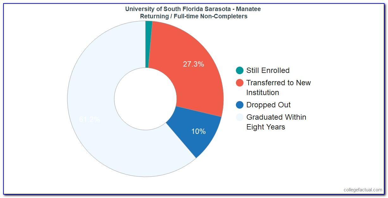 Usf Graduate Certificate Cost