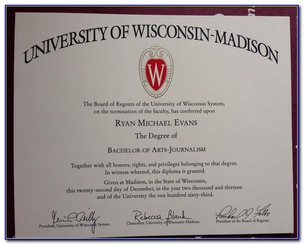 Uw Madison Summer Business Certificate