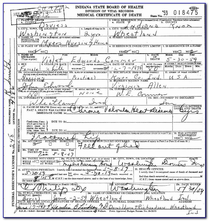 Vitalchek Birth Certificate Cost
