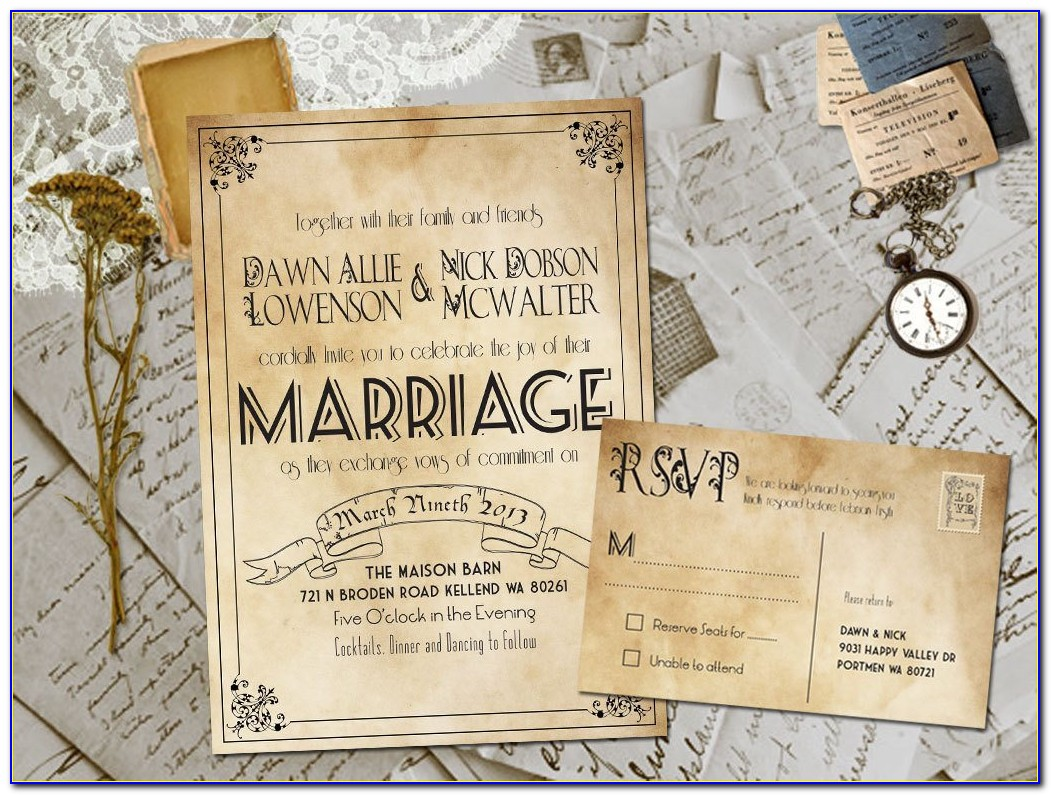 Walmart Wedding Invitation Cards