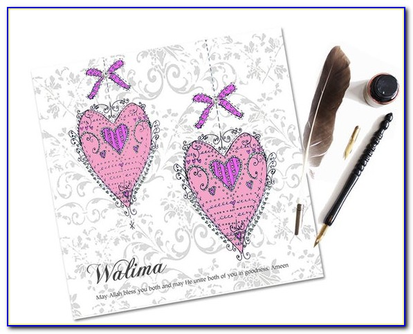 Wedding Anniversary Pop Up Card