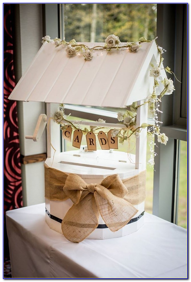 Wedding Card Box With Lock Amazon