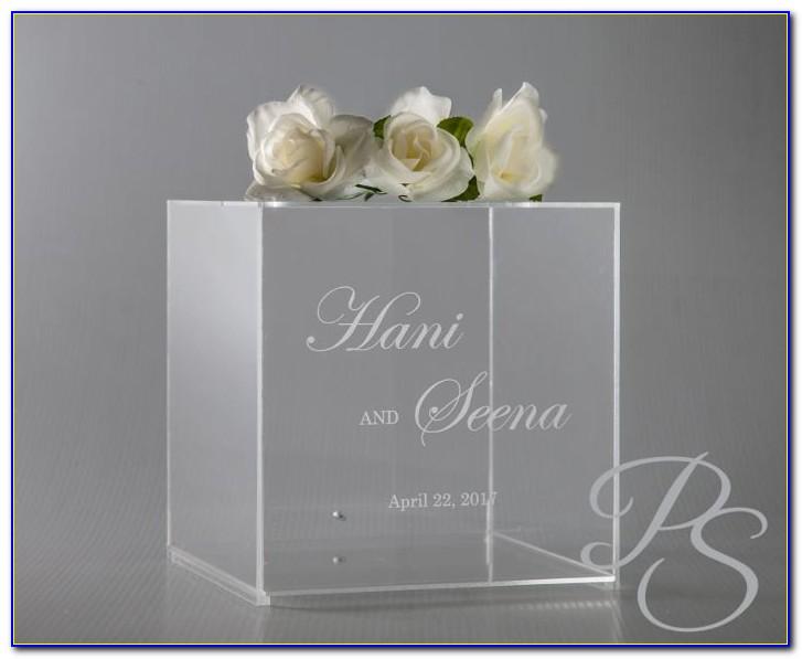 Wedding Card Box With Lock Hobby Lobby
