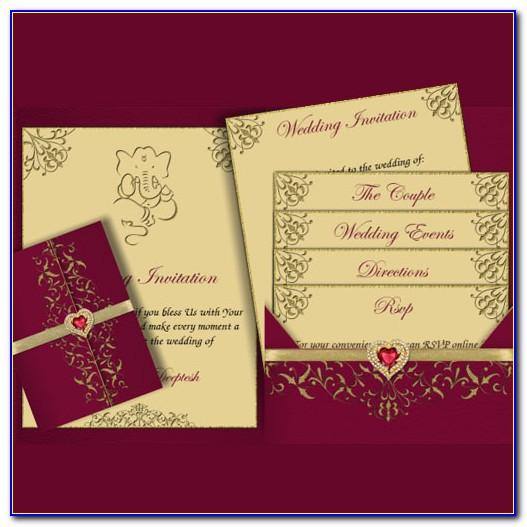 Wedding Card Fsd