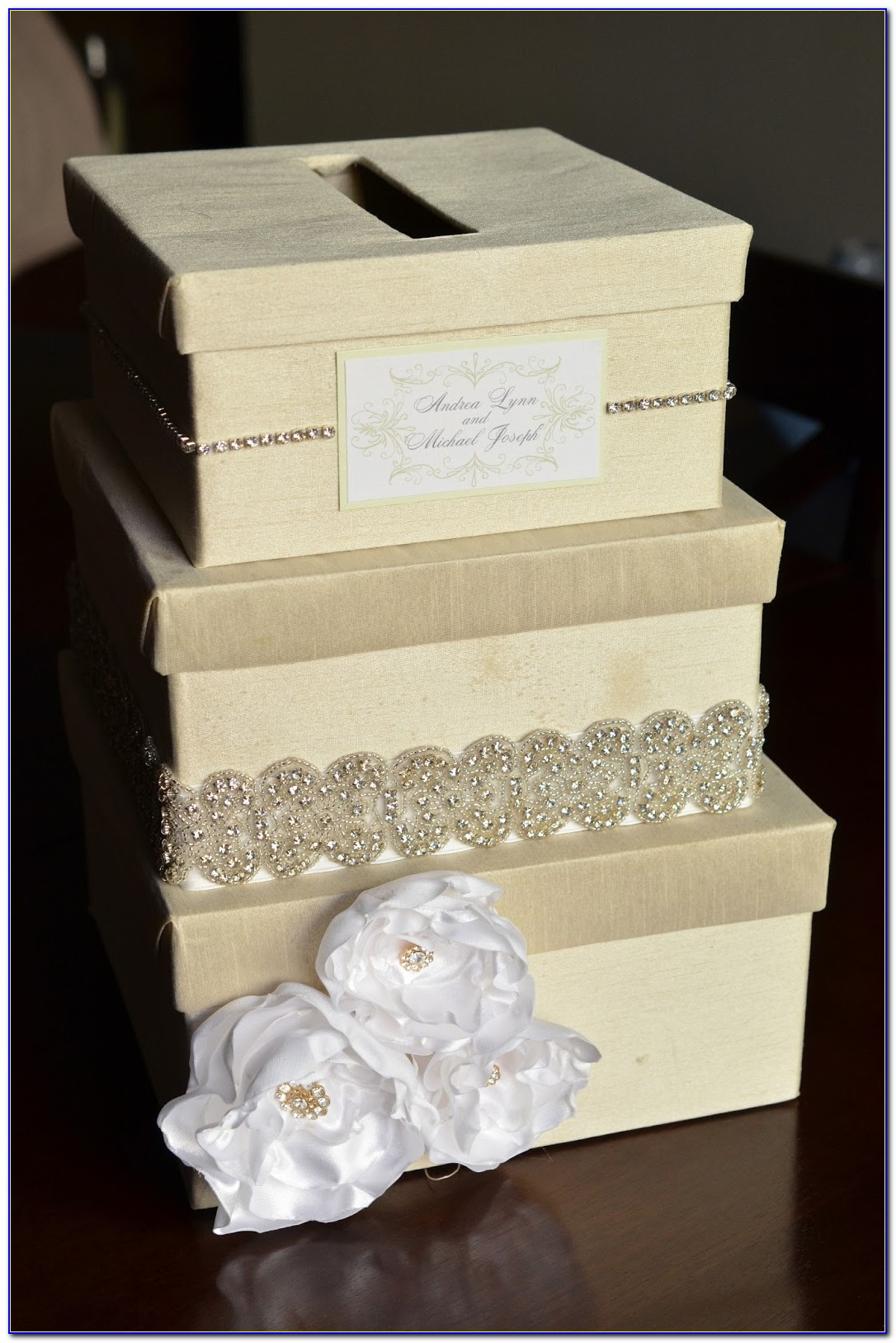 Wedding Details Enclosure Card