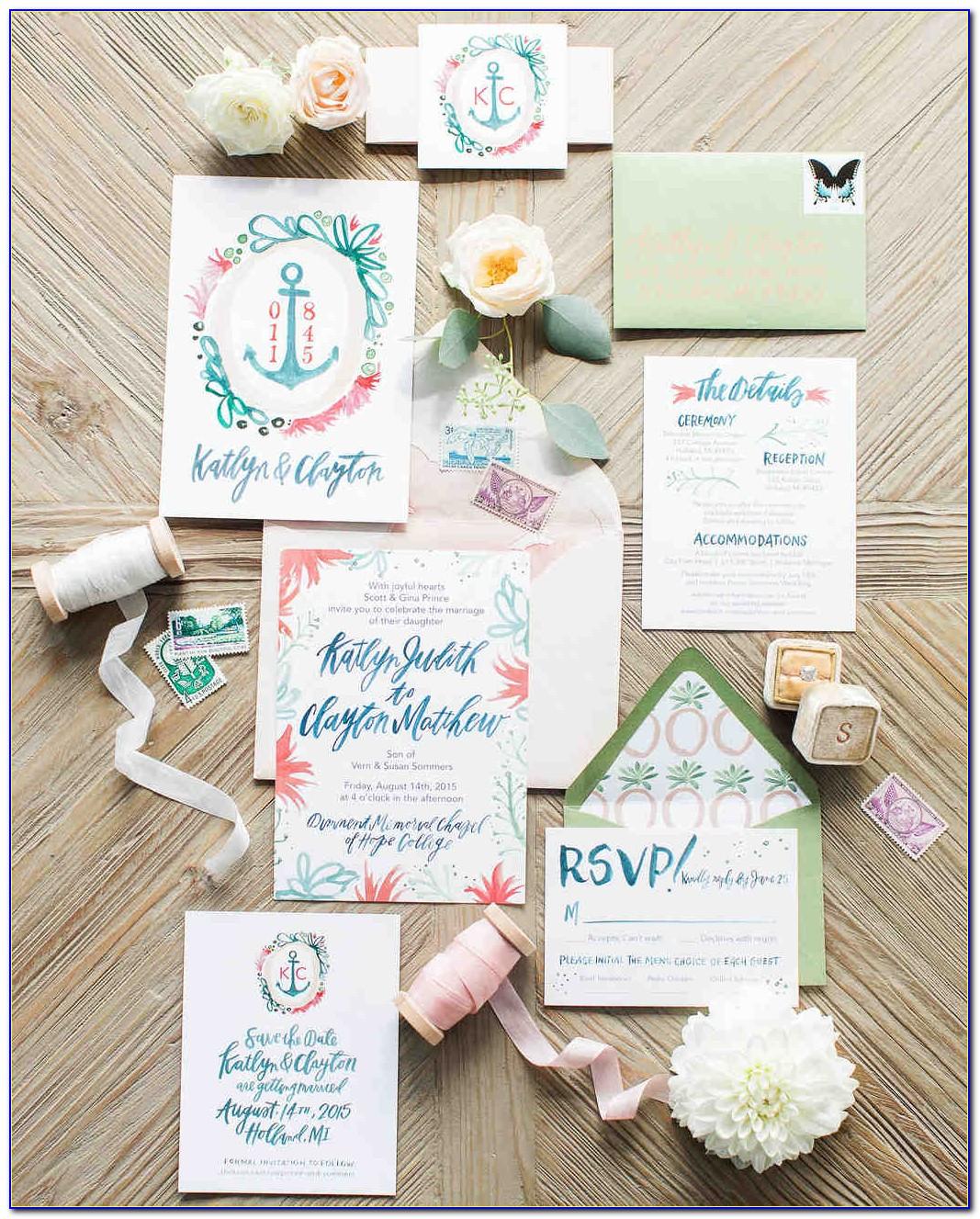 Wedding Gift Enclosure Cards
