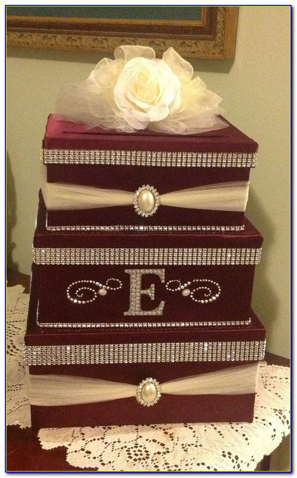 Wedding Mailbox Card Holder Ideas
