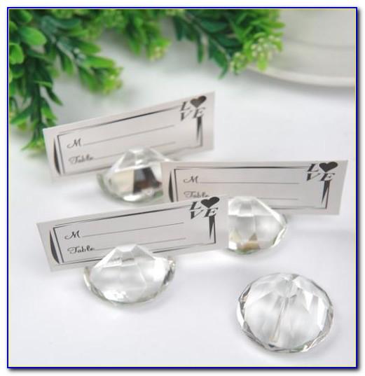 Wedding Place Card Holders Uk