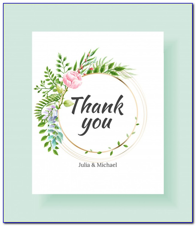 Wedding Thank You Cards Nz