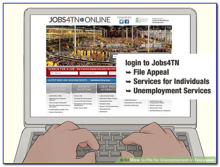 Weekly Certify Unemployment Tn