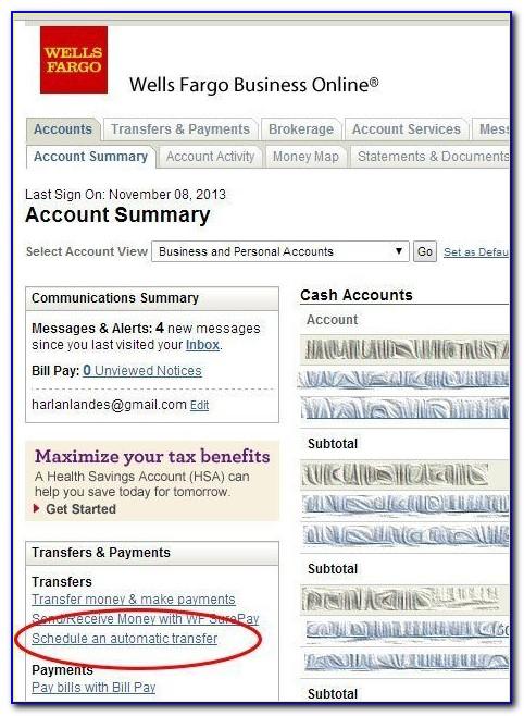 Wells Fargo Certificate Of Deposit Fees