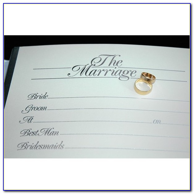 Where To Get Copy Of Marriage Certificate In Texas