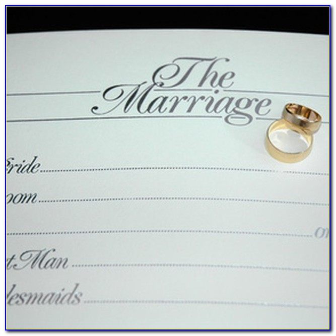 Where To Get Copy Of Marriage Certificate Near Me
