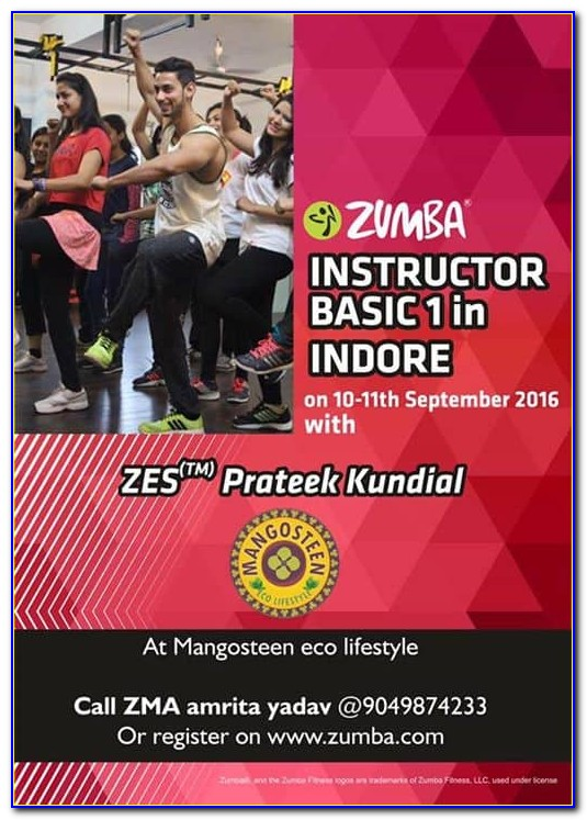 Zumba Instructor Certification In Mumbai