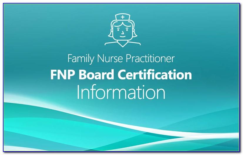 Aanp Board Certification Verification
