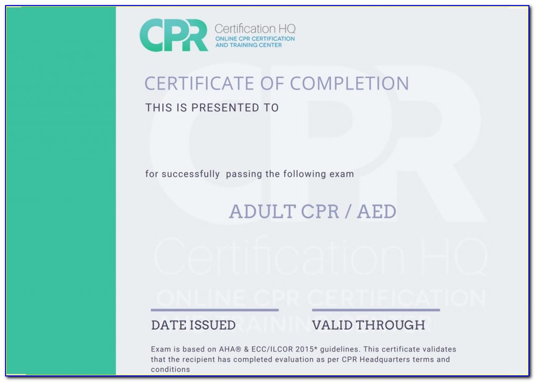 Aha Approved Acls Certification Online