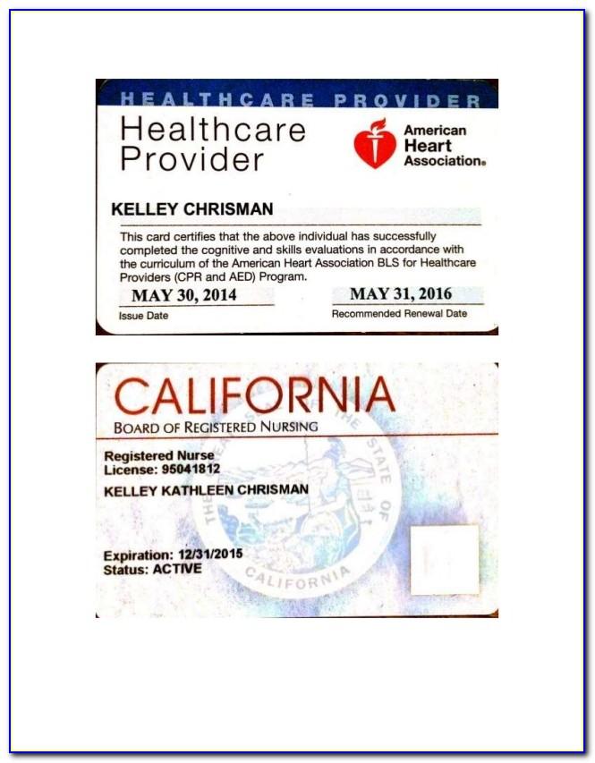 Aha Basic Life Support Certification Verification
