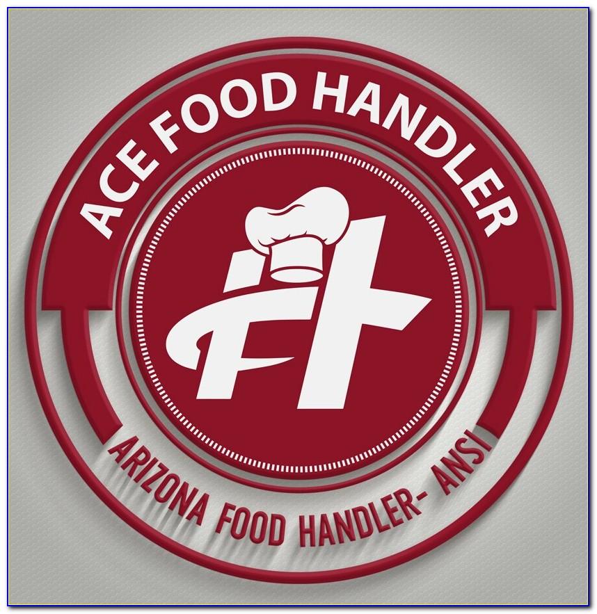 Ansi Food Handler Certification