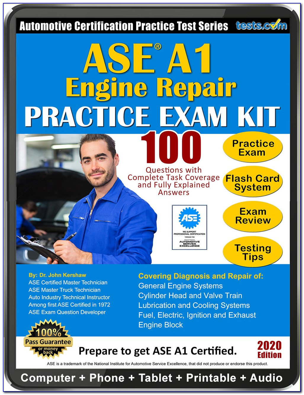 Ase Certification Practice Test Free C1