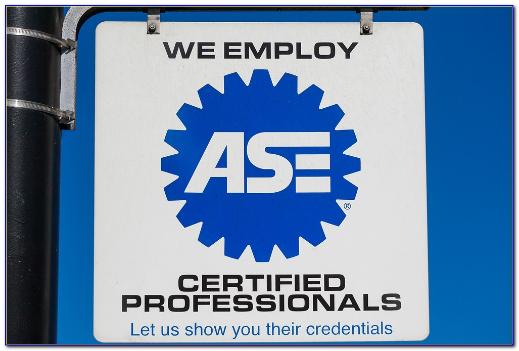 Ase Student Certification Study Guide