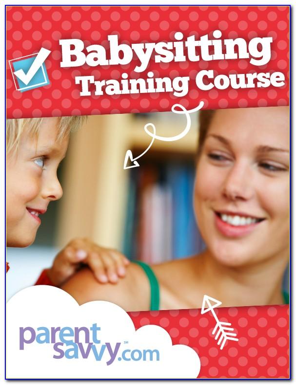 Babysitting Certification Classes Online