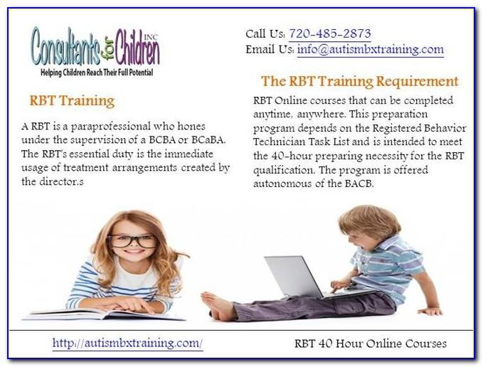 Bcba Certification Online Florida Tech