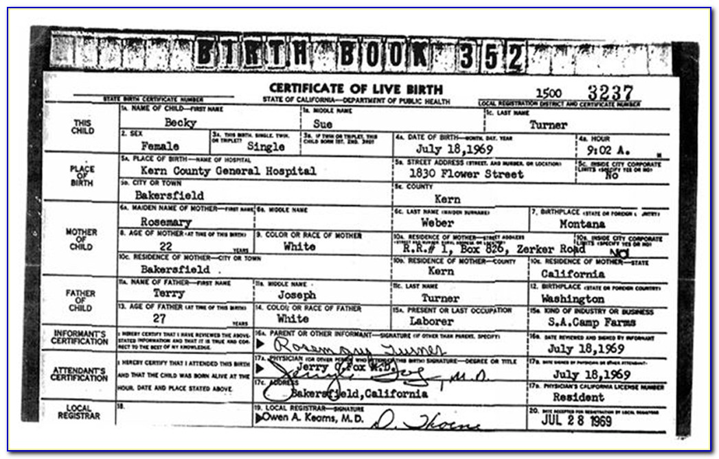 Birth Certificate Bridgeport Ct Hours