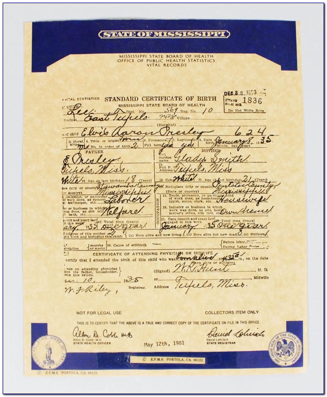 Birth Certificate Replacement Rockford Il