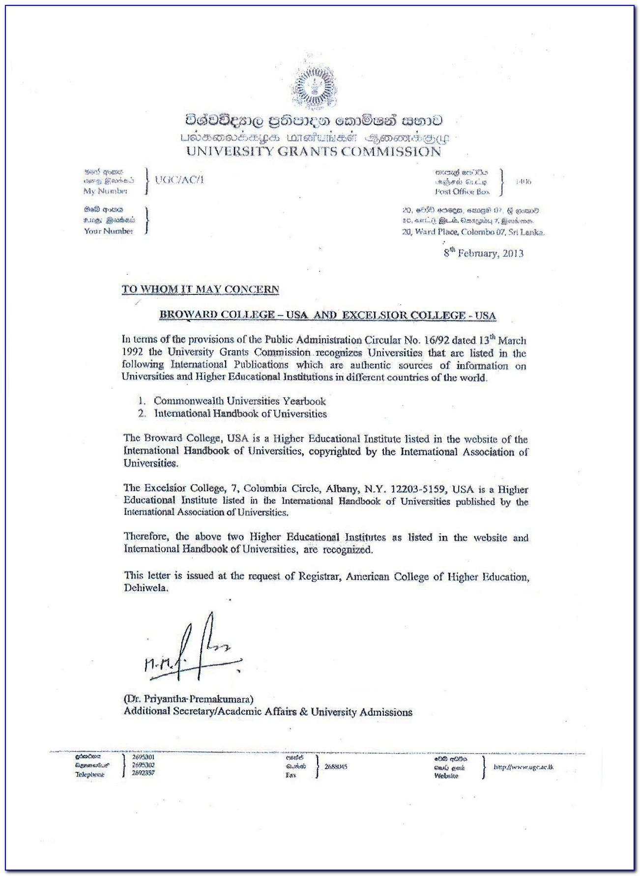 Broward College Online Certificate Programs