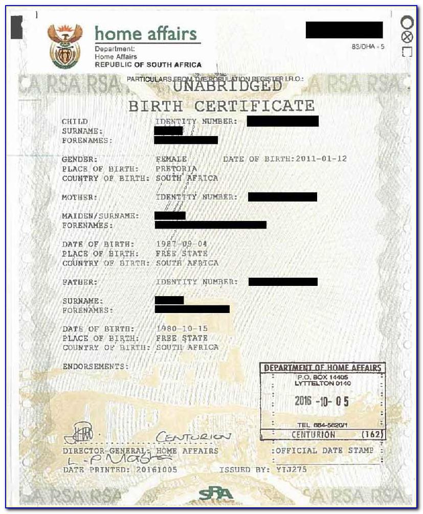 Can You Laminate Birth Certificates Uk