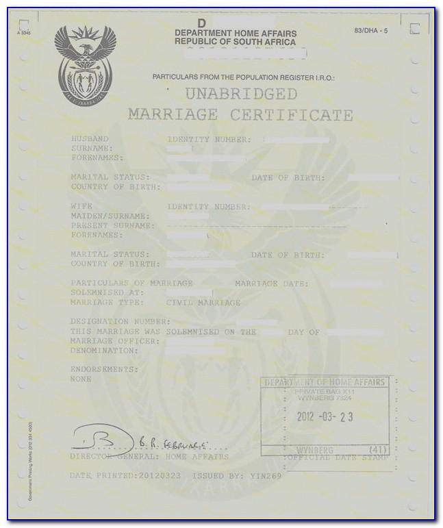 Can You Laminate Your Birth Certificate In Australia