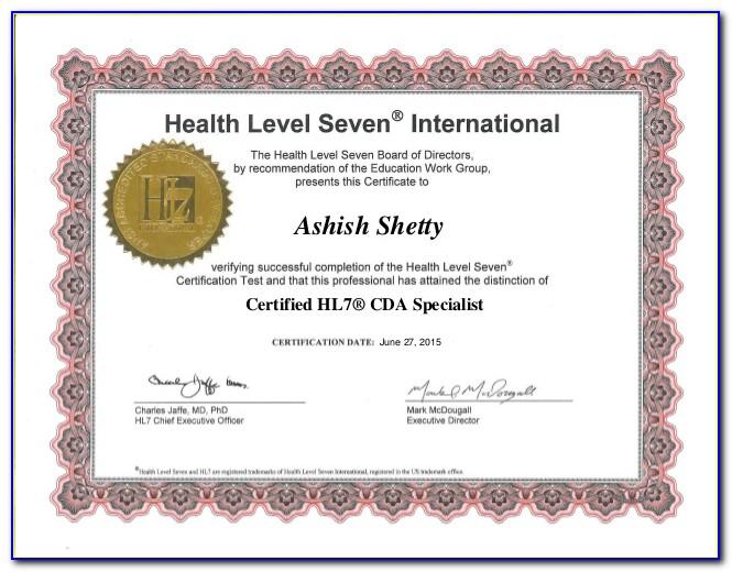 Cda Certification New Jersey