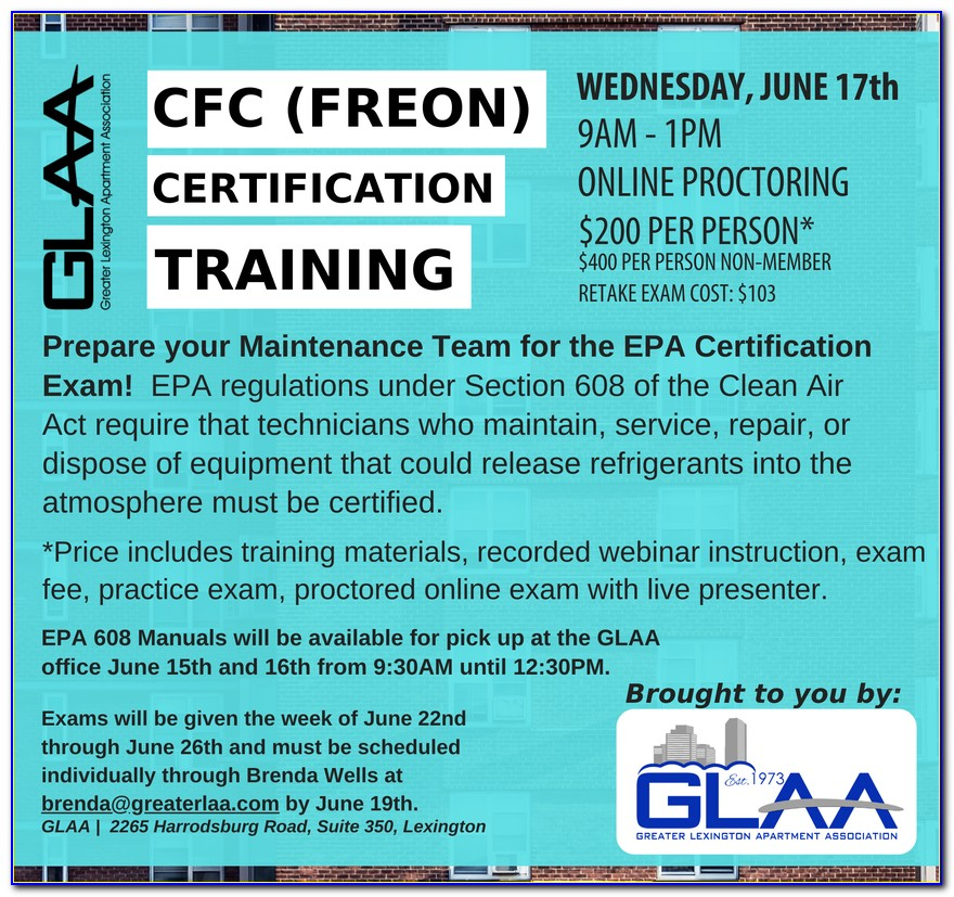 Cfc Certification Online Test