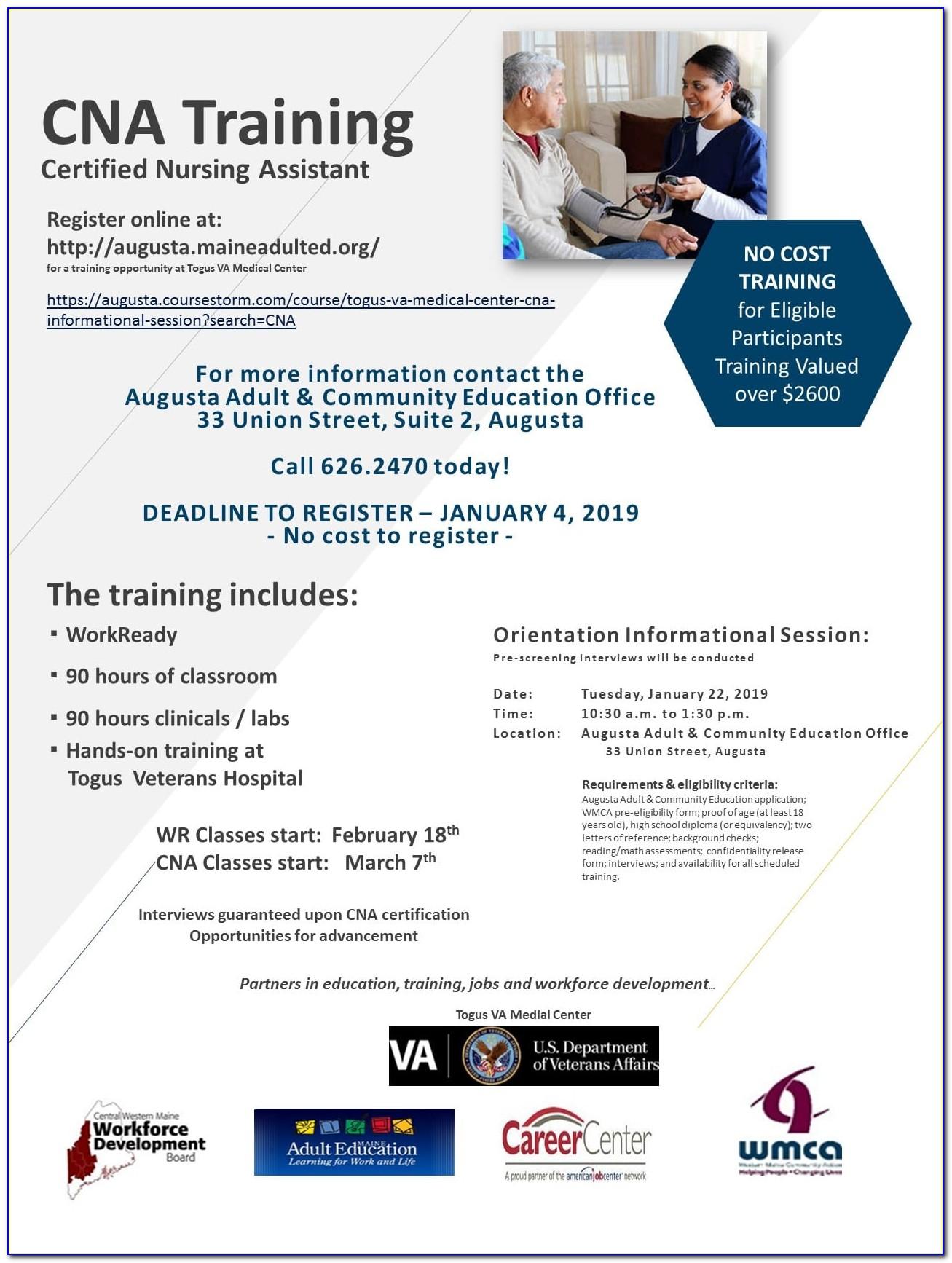 Cna Certification Validation