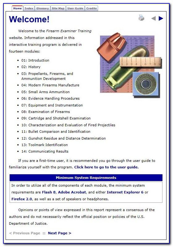 Crime Scene Investigator Certification Requirements