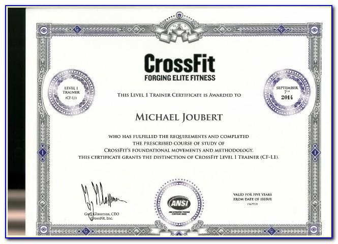 Crossfit Trainer Certification In Mumbai