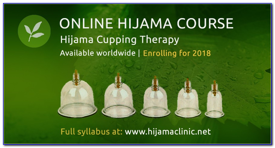 Cupping Therapy Certification Canada