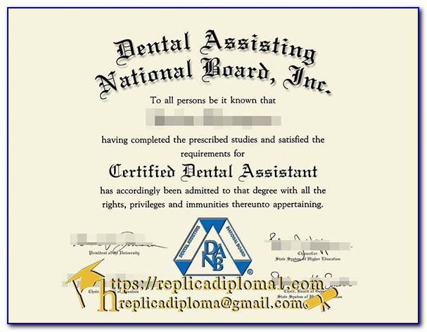 Dental Assistant Program Schools Near Me